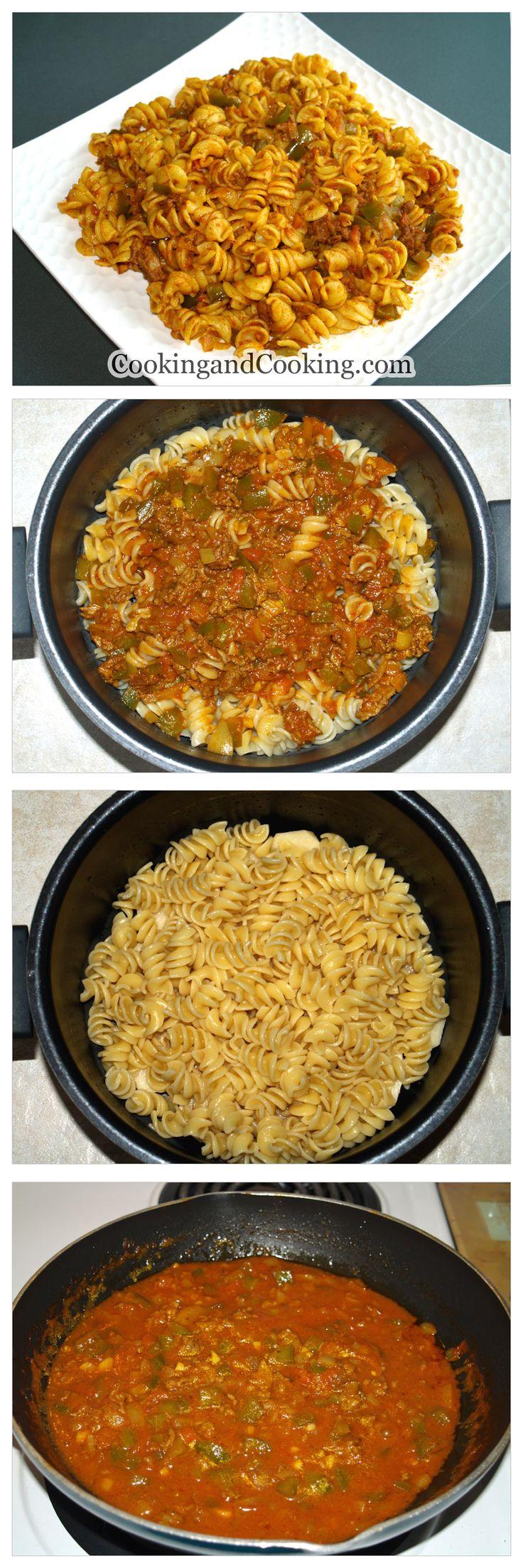 Persian Macaroni Recipe