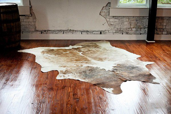 Authentic Oversized Cowhide Rugs - Cowhide Rugs - Bourbon & Boots
