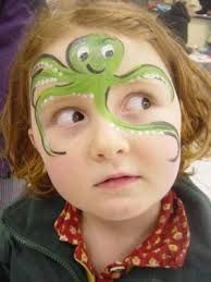 Image Result For Easy Face Painting Ideas Kids Cupcake