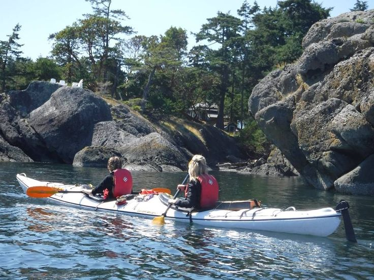 Dog Mermaid Eco Excursions, Kayak Rentals & Retreats located at Otter Bay Marina, just off the ferry on Pender Island and second location on the South Island at Poets Cove Resort.