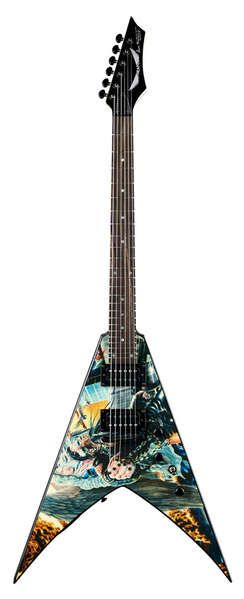 Dean Guitars - V Dave Mustaine - United Abominations