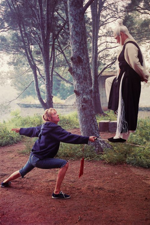 Behind the scene: Kill Bill Vol. 2