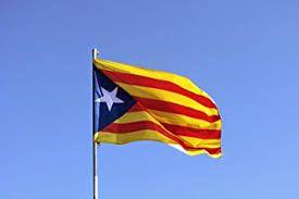 Resultado de imagen para bandera  de cataluña