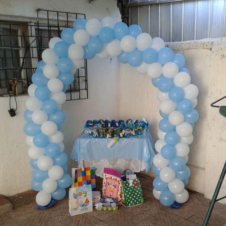 Arco baby shower