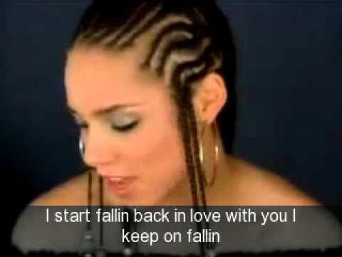 """Falling"" by Alicia Keys!"