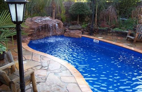Madeira By Narellan Pools: Bermuda Blue Narellan Pools New Zealand