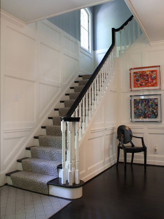 Foyer Stairs Ideas : Best entry stairs ideas on pinterest entryway