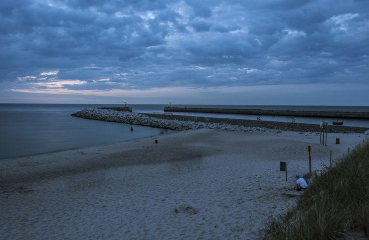 Plaża Ustka