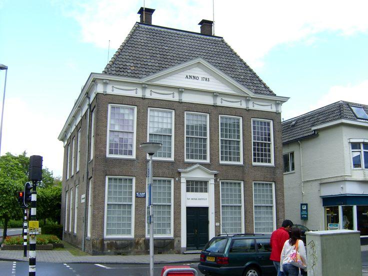 Het Elderinkshuis, anno 1783, de klomp 35. Het oudste huis van Enschede