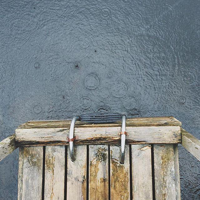 #norway #rain #water #norwegian #photography #photographer #vsco #vscocam #pier #photographysouls #inlove #theinstaretreat #theinstaretreaters #fromabove