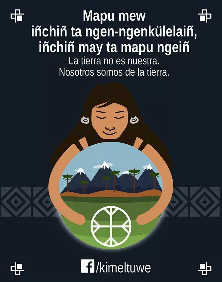 Nosotros somos de la tierra ❤