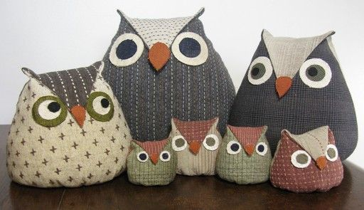 Lucky Owl Pattern