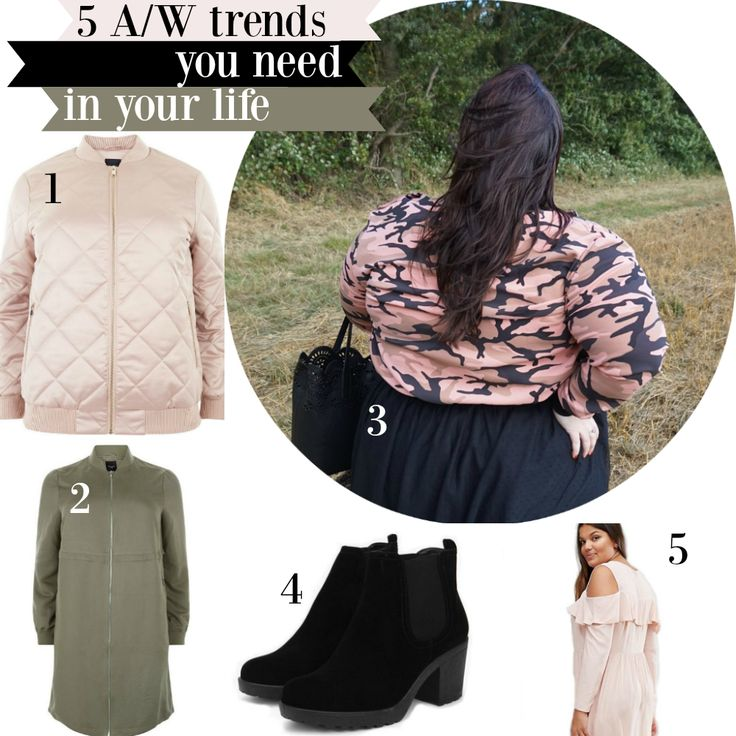 x Love Leah x: 5 Autumn/Winter trends you need in your life