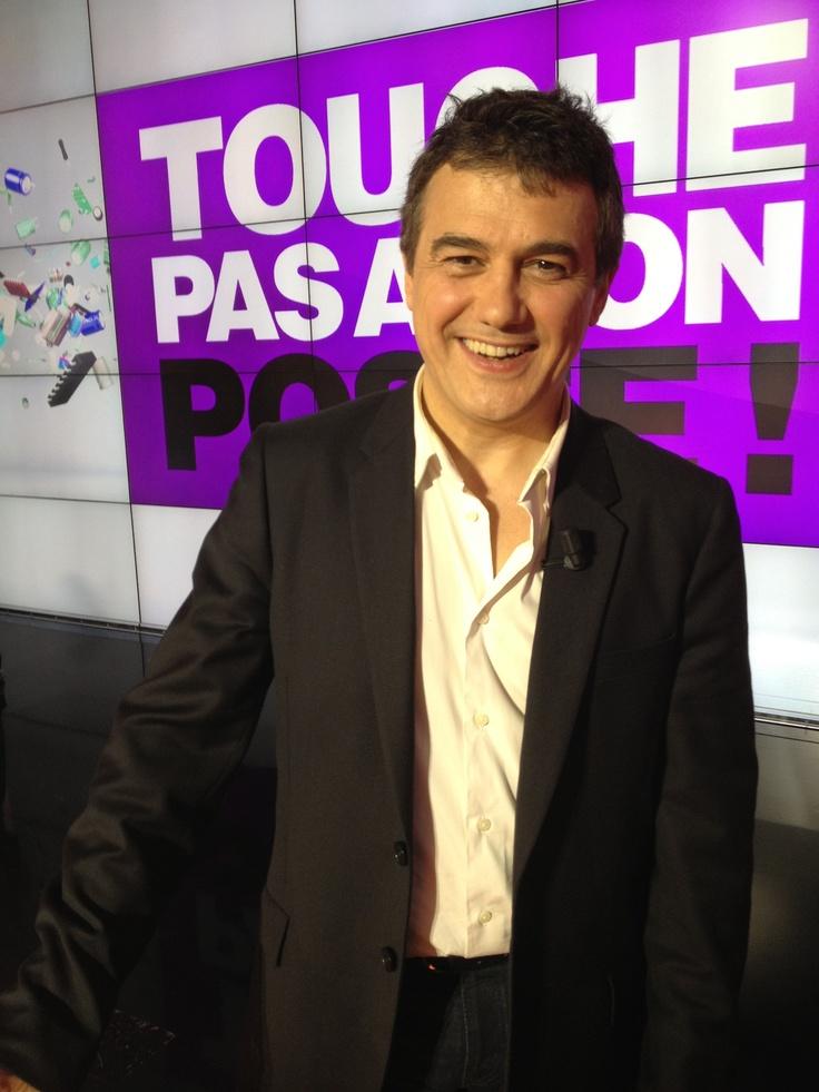 Patrick Pelloux en plateau #Backstage #TPMP