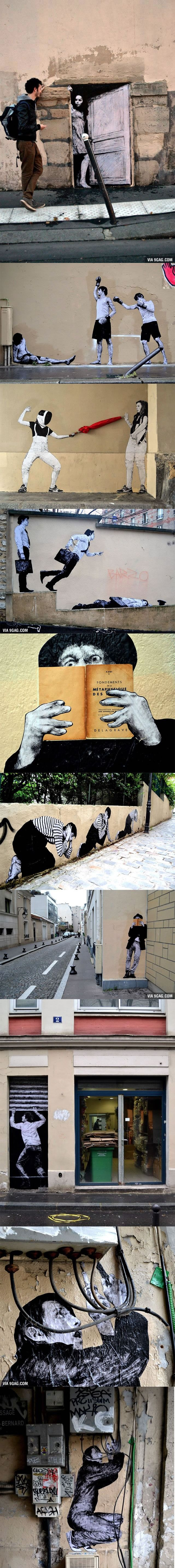 The Best Street Art I've Ever Seen
