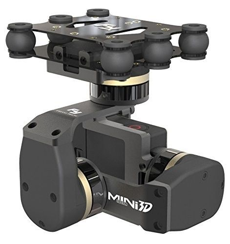 (189.00$)  Know more - http://aino1.worlditems.win/all/product.php?id=32658244896 - F15551 Feiyu G3 Mini 3D Brushless Gimbal Stabilizers Steady for Camera Gopro 3+ Plus 4 DJI Phantom 1 2 Drone Quadcopter