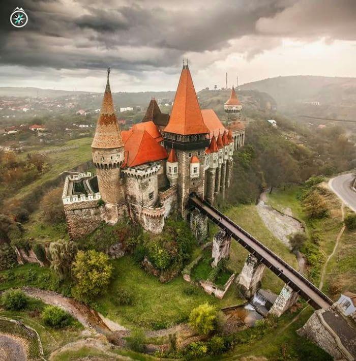 Corvins Castle Romania