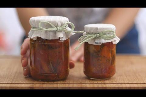 Recepty se Zuzkou: Pečená rajčata s rozmarýnem