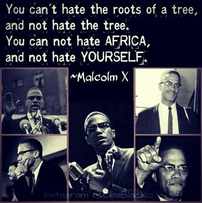African Roots Quotes: 25+ Best Ideas About Malcolm X On Pinterest