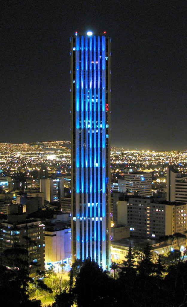 Torre Colpatria – Bogotá, Colombia