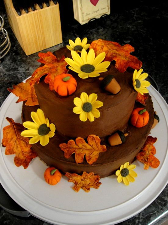 thanksgiving cakes | Thanksgiving Cake — Thanksgiving