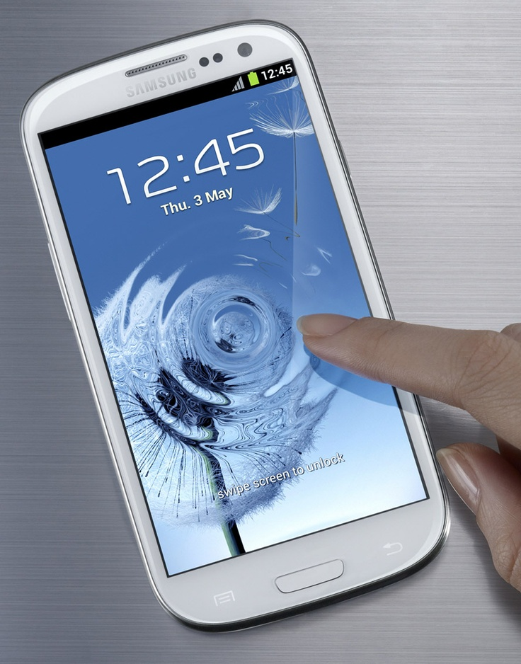 Step Aside, RIM: Samsung Wants Your Customers to Use the Galaxy S III