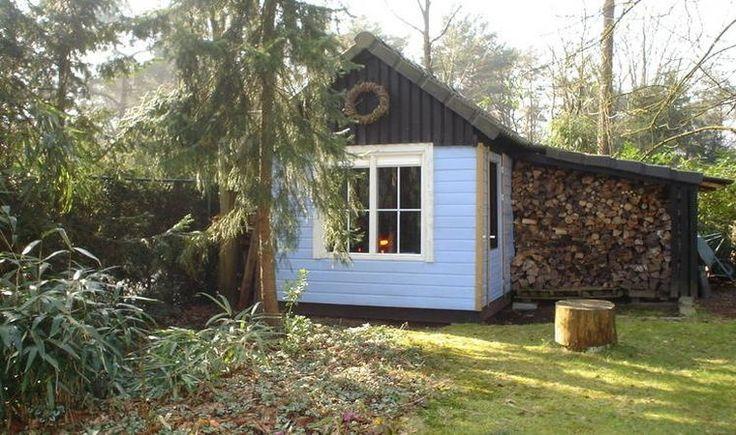 Essen ( 30 km van Antwerpen) - sfeervol huisje 5 personen aan de rand van het bos en de heide
