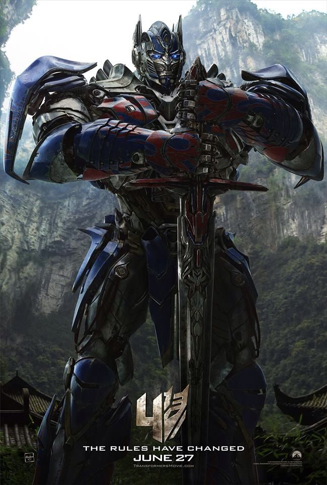 'Transformers: Age of Extinction' Trailer Reveals New Cars, Stars, and Dinosaurs