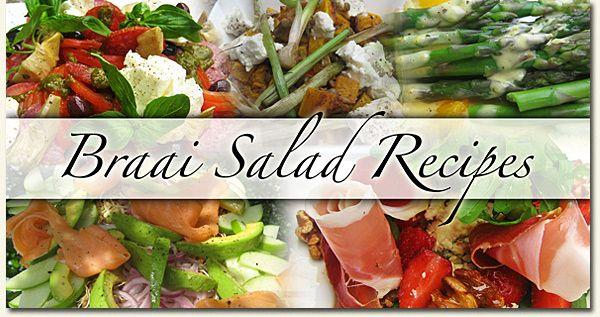 Lekkere salades voor bij de braai