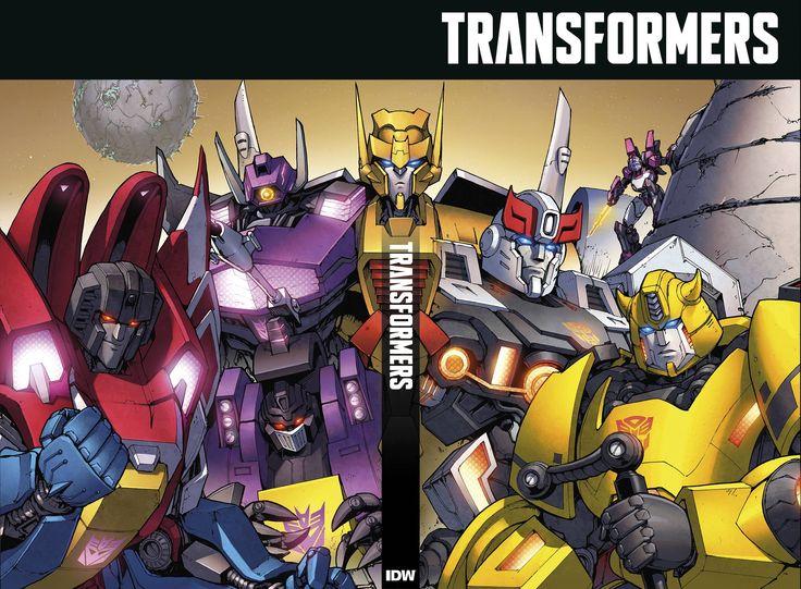IDW Transformers Comics for September 2015 - Transformers News ...