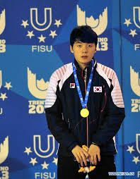 Noh Jin-Kyu (20 July 1992 – 3 April 2016) was a South Korean short track speed skater. During his first season at the senior level at the age of 18, he became the 2011 Overall World Champion. He was the World Record holder for 1500m and 3000m and team member for the 5000m Relay WR. He died of a rare bone cancer.