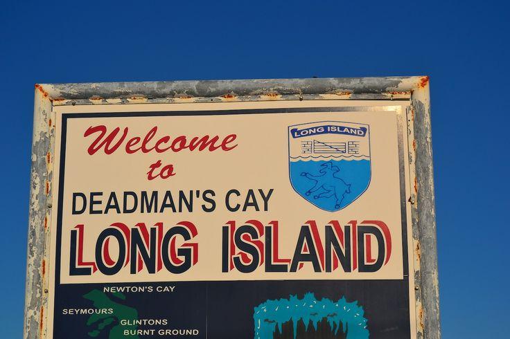 Welcome to Long Island, Bahamas