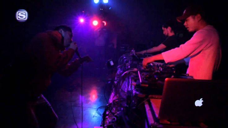 HIFANA & 鎮座DOPENESS -LIVE @ APPI JAZZY SPORT MUSIC MARATHON 2011