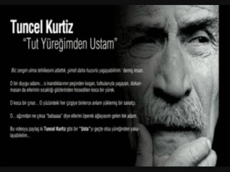 Tut Yuregimden Ustam - Siir: Serkan Ucar - Seslendiren:Tuncel Kurtiz 108...