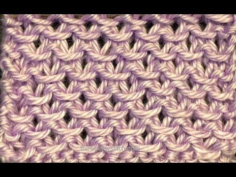 Stamen Stitch - YouTube