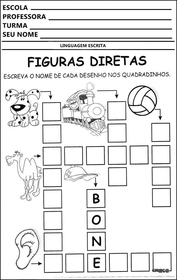 ATIVIDADES DE CAÇA PALAVRAS e PALAVRAS CRUZADAS