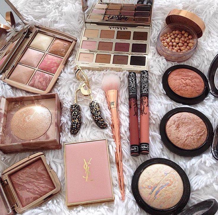 expensivetastexox:  @seelincicek  @msmakeupaddict - more makeup here