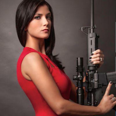 Image result for Dana Loesch gun