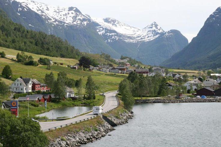 Fjordland Splendour - Olden