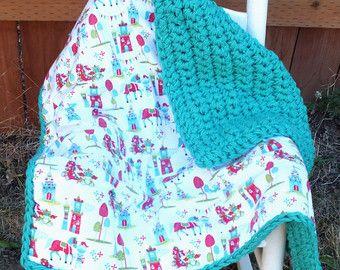 25+ best ideas about Crochet security blanket on Pinterest ...