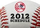 Opening day Thursday! Yankee Stadium opening day next week!