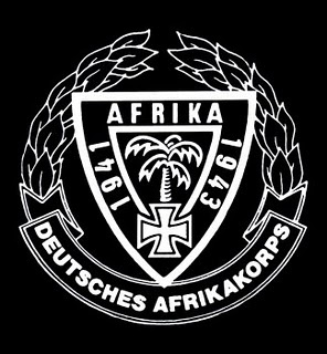 Embleme of the German Afrika Korps