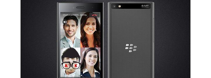 BlackBerry Leap | AmkTekno - Mizahi internet ve Teknoloji Haberleri