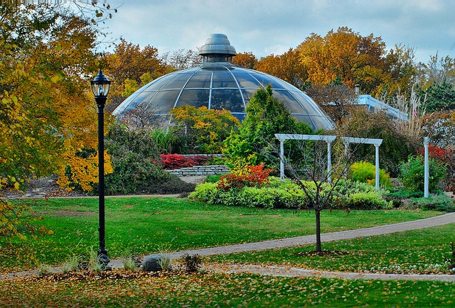 Botanical Gardens at Washington Park, Springfield, IL