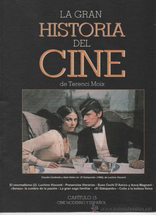 LA GRAN HISTORIA DEL CINE TERENCI MOIX CAPÍTULO 15 LUCHINO VISCONTI
