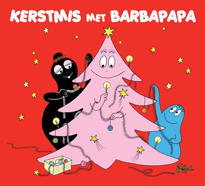 Boek - Kerstmis met Barbapapa