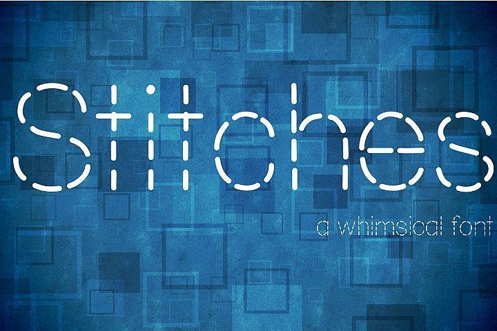 Stitches #ad.