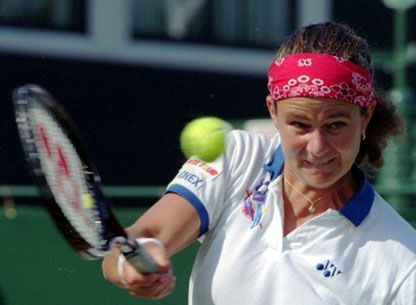Pam Shriver - USA