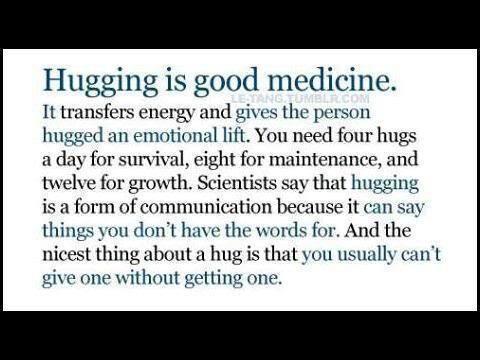 HUG! hug! HUG!