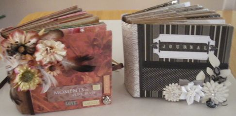 How to make a Paper Bag Scrapbook - Great Tutorial